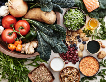 Basisserie koken met natuurvoeding