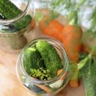Gefermenteerde groenten en pickels